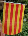 HAND WAVING FLAG - Catalonia